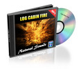Thumbnail Log Cabin Fire - Natural Sounds with Mrr